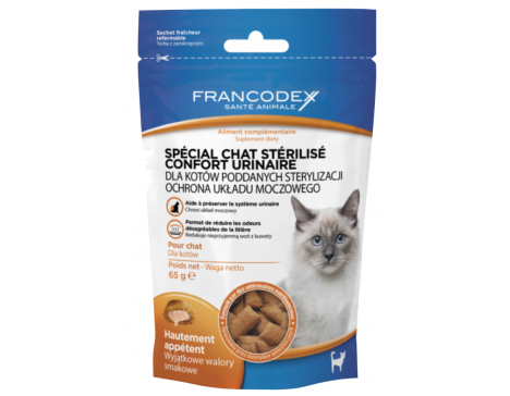 SPECIAL CHAT STERILISE CONFORT URINAIRE