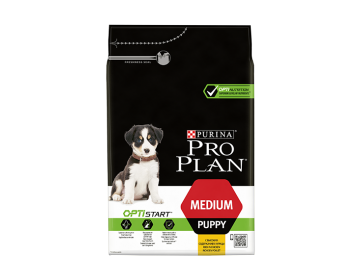 PRO PLAN MEDIUM PUPPY Riche en Poulet