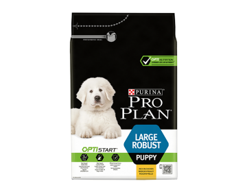 PRO PLAN LARGE PUPPY ROBUST Riche en Poulet